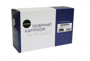 Картридж hp CE255A NetProduct