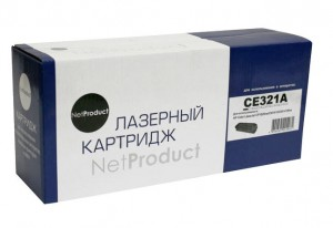 Картридж hp CE321A NetProduct
