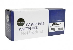 Картридж hp CE323A NetProduct
