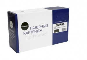 Картридж hp CE505X NetProduct