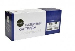 Картридж hp CE278A NetProduct