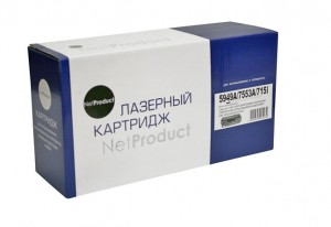 Картридж hp Q5949A / Q7553A NetProduct
