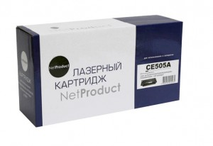 Картридж hp CE505A NetProduct