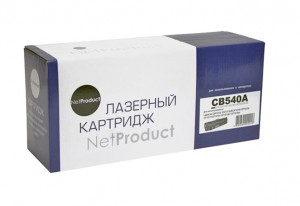 Картридж hp CB540A NetProduct